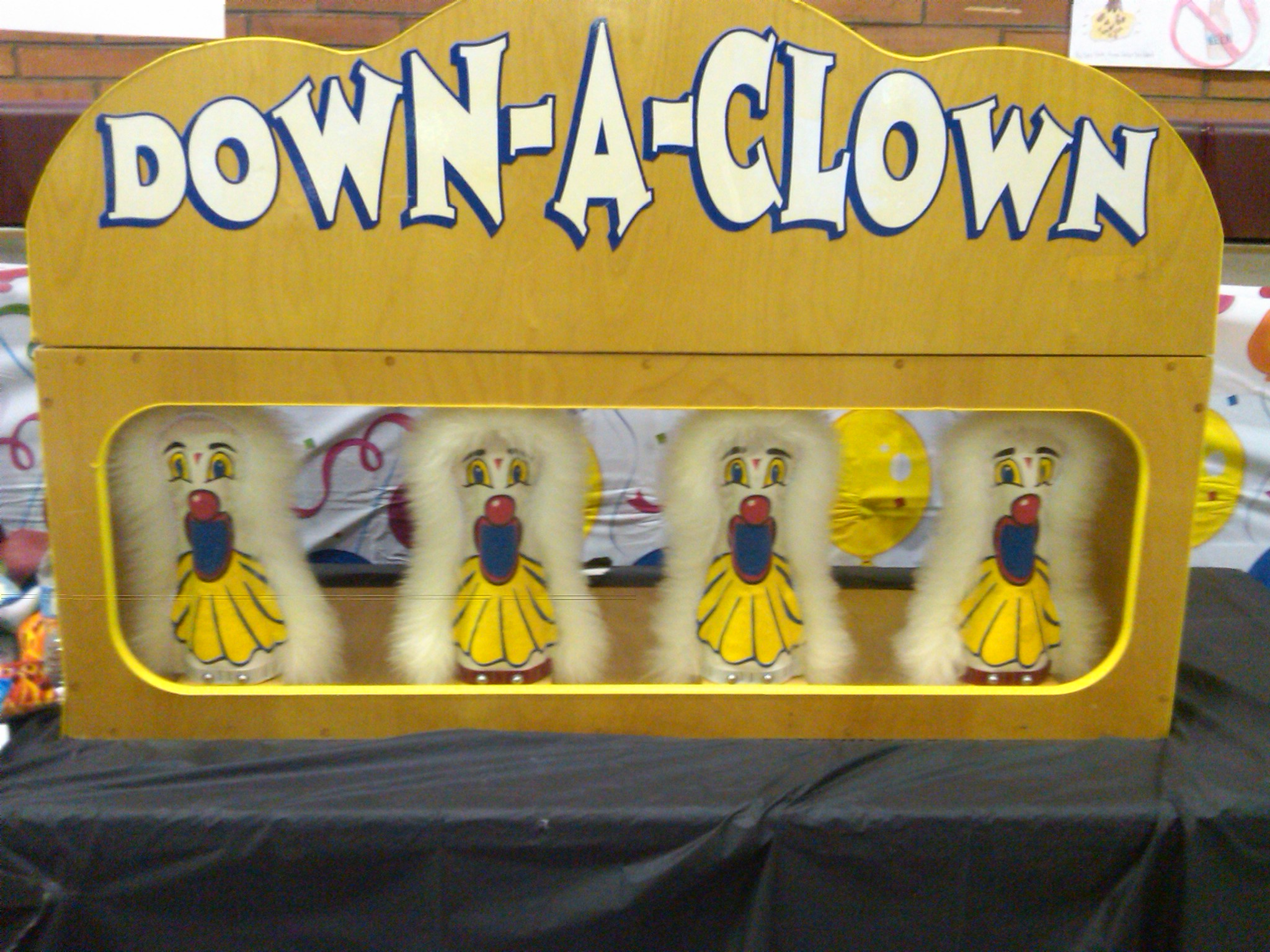 Down A Clown