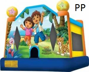 Dora and Diego (PP)