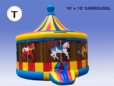 Traditional Carousel (16' x 16' - T)
