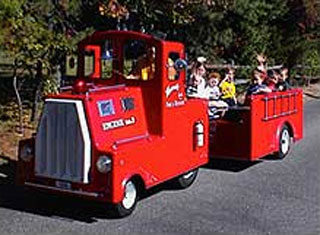Fire Engine Ride (Holds 12)