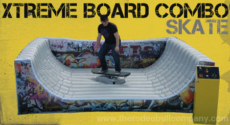 Xtreme Board Combo Skate
